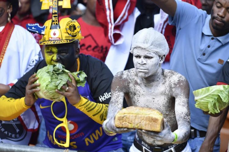 Soweto Derby 2019: Soweto Derby Fever Heats Up: Kaizer Chiefs Vs Orlando